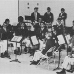 1970 East Carteret High Band